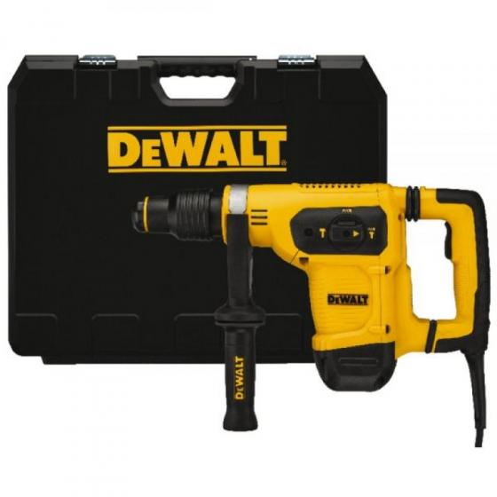 Перфоратор DEWALT D25481K, SDS-max, 1050 Вт