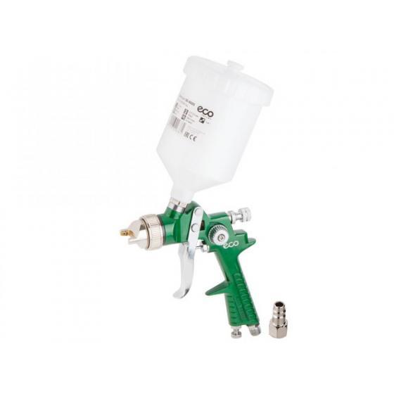 Краскораспылитель ECO SG-8000 (HVLP, сопло ф 1.4 мм, верх. бак 600 мл) (SG-8000H14U)