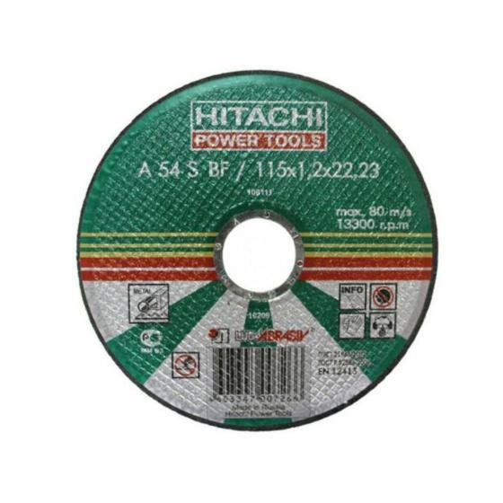 Круг отрезной 11512HR Hitachi