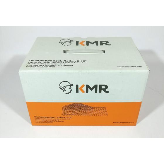 Кровельные гвозди KMR DPN 31X25 ершеные оцинкованные / 7200шт
