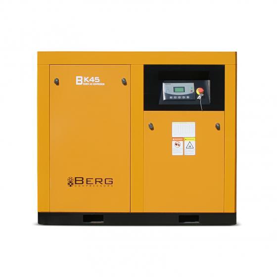 Винтовой компрессор Berg ВК-45 - 10 бар