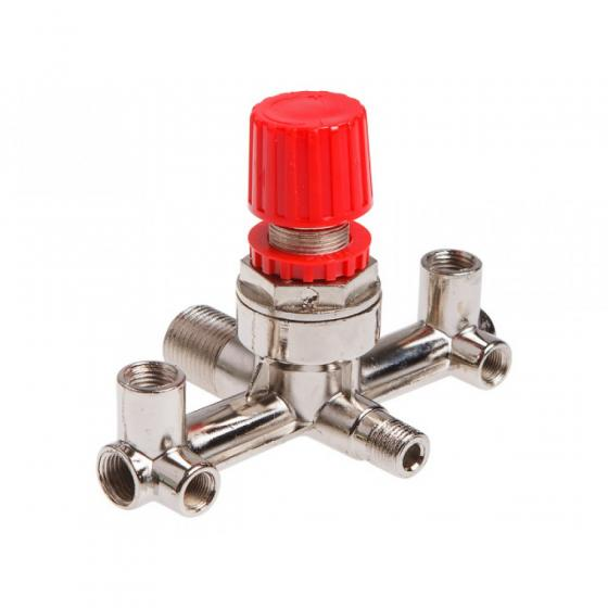 Регулятор давления семиходовой для компрессора ECO (AES-7R)
