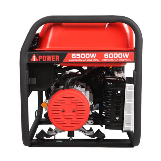 Портативный бензиновый генератор A-iPower A6500