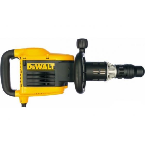 Отбойный молоток DEWALT D25899K, SDS-max, 1500 Вт, 17.9 Дж