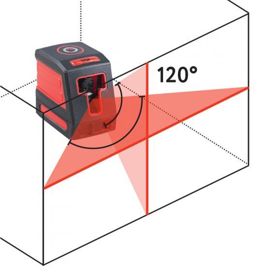 Лазерный уровень Crystal 10R VH Fubag