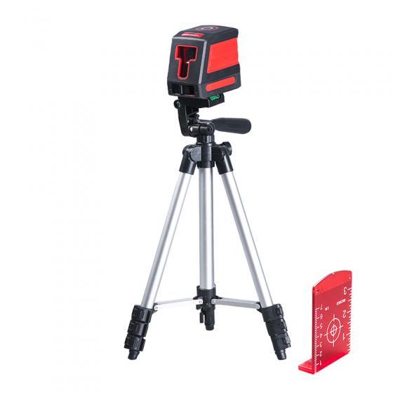 Лазерный уровень с набором аксессуаров Crystal 10R VH Set Fubag
