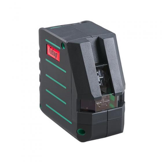 Лазерный уровень Crystal 20G VH c зеленым лучом Fubag