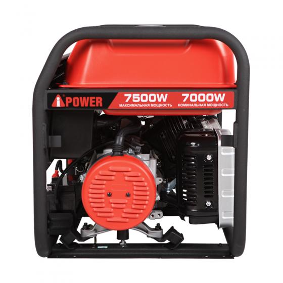 Портативный бензиновый генератор A-iPower A7500EA