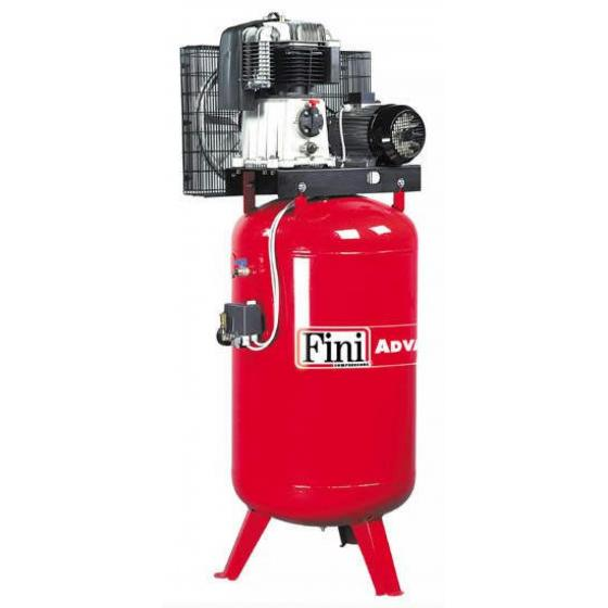 Поршневой компрессор с ременным приводом с вертикальным ресивером FINI BK-119-270V-7.5