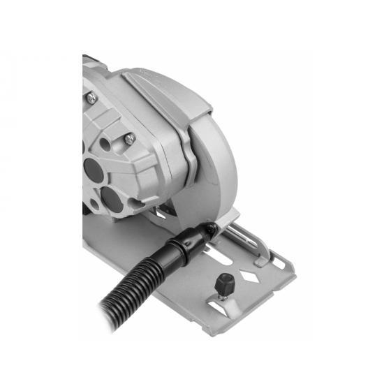 Циркулярная пила WORTEX HS 2865 в кор. + 3 пильных диска (650 Вт, 89х10 мм, до 28 мм) (HS286501126)