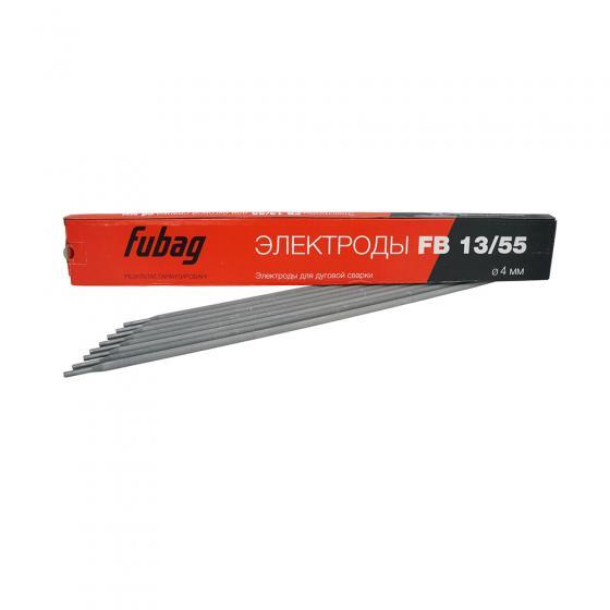 Электрод сварочный с основным покрытием Fubag FB 13/55 D4.0 мм [38882]