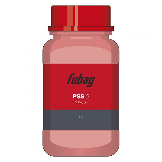 Травильная паста Fubag PSS 2 + кисть [38995]
