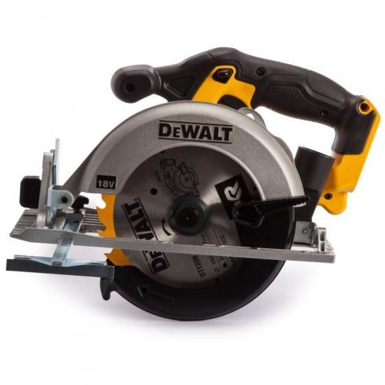 Аккумуляторная дисковая ручная пила DEWALT DCS391M2