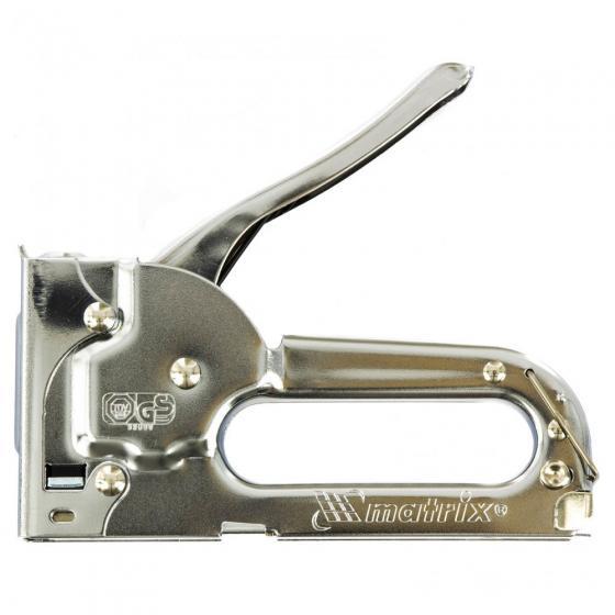 Степлер механический Matrix Master, 6-8 мм 40903