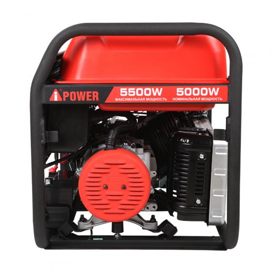 Портативный бензиновый генератор A-iPower A5500EA