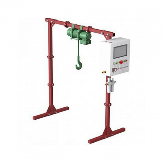 Крановая система с автоматическим управлением для пневмотрамбовок BLG-007-A