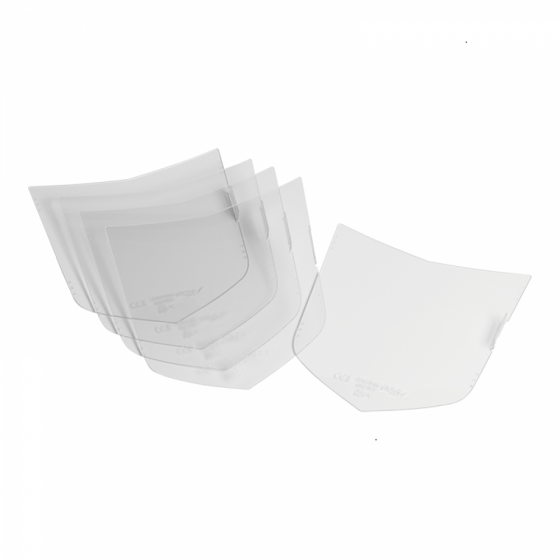 Внешние защитные стекла для Optrel p500