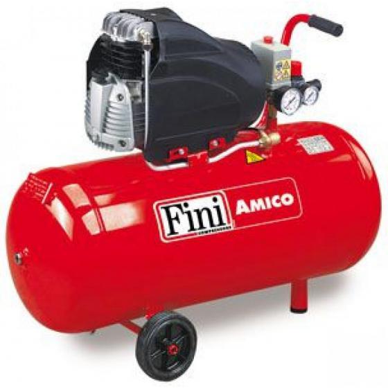Коаксиальный поршневой компрессор FINI AMICO/I 50/SF2500