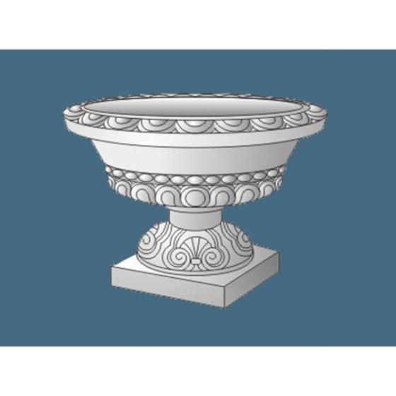 Ваза бетонная «Ламия»