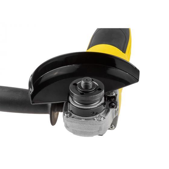 Одноручная углошлифмашина MOLOT MAG 1209-1 в кор. (850 Вт, диск 125х22 мм, 11000 об/мин, бронированный ротор, игольчатый подшипник) (MAG120910013)