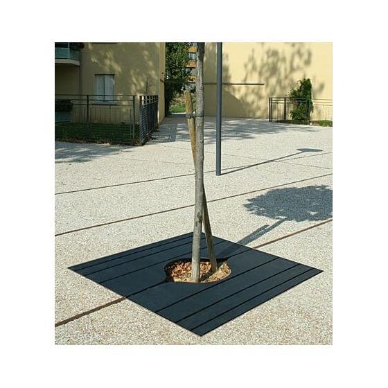 Приствольная решетка «Самба» для деревьев