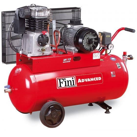 Поршневой компрессор с ременным приводом FINI MK 113-90-4