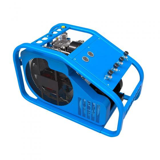 Компрессор высокого давления FROSP КВД400/300 с бензиновым двигателем Honda GX390