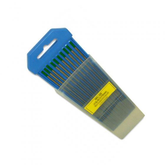 Комплект электродов BlueWeld для горелок TIG [802238] (10 шт.)