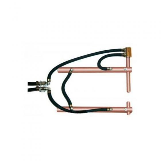 Пара консолей с электродами с водяным охлаждением BlueWeld, 350 мм [803163]
