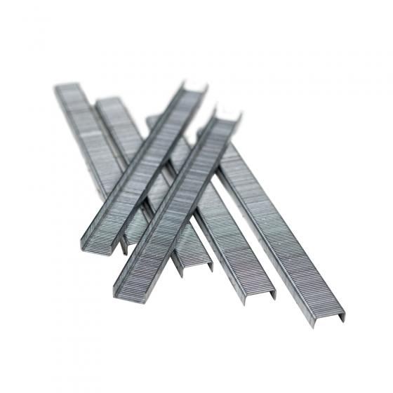 Мебельная скоба 80A/06 усиленная, 12.8х6 мм, 25200шт / Техмаш