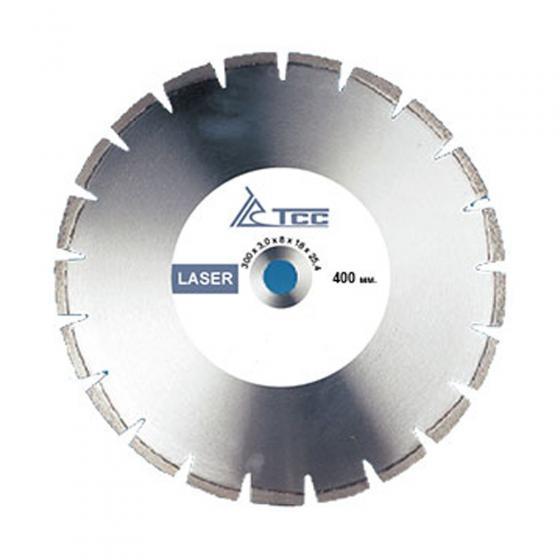 Алмазный диск ТСС-400 асфальт/бетон (Стандарт)