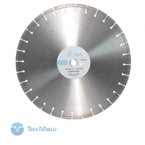 Алмазный диск ТСС-450 асфальт/бетон (Premium)