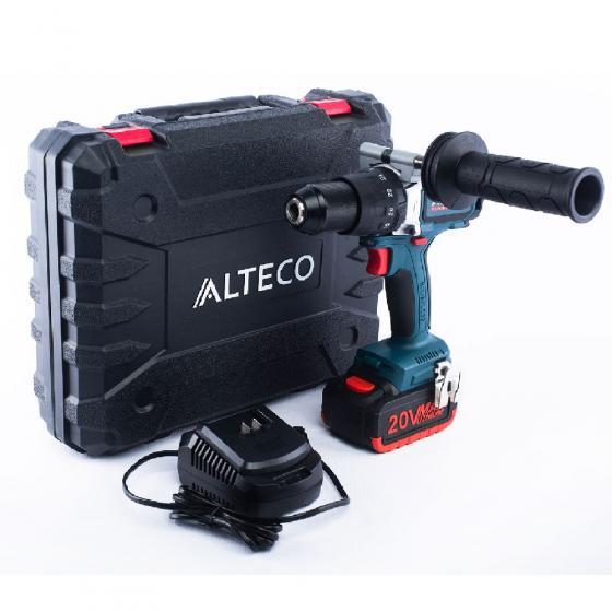 Аккумуляторная ударная дрель-шуруповерт Alteco CID 2013 Li