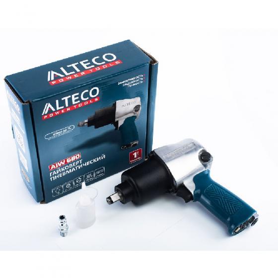 Пневмогайковерт Alteco AIW 680
