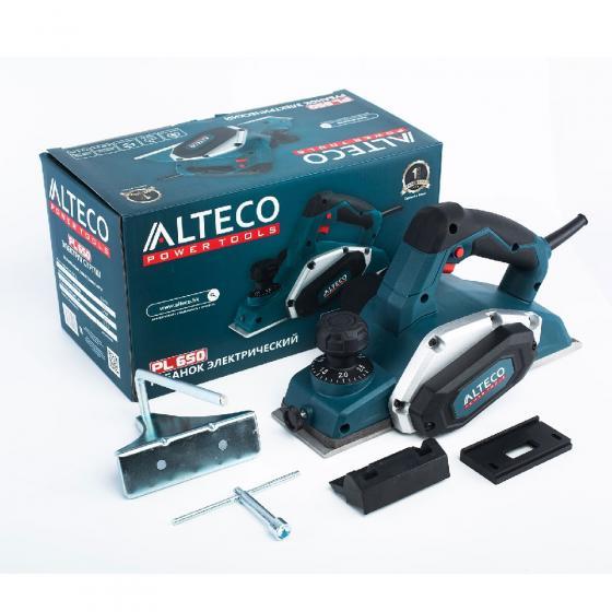 Рубанок электрический Alteco PL 650