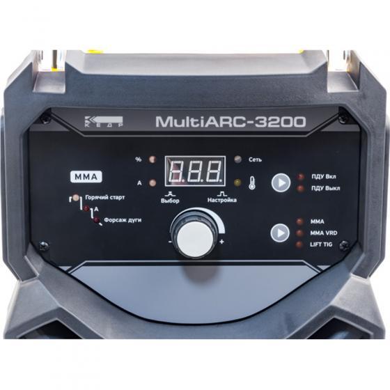 Сварочный инвертор MultiARC-3200 КЕДР