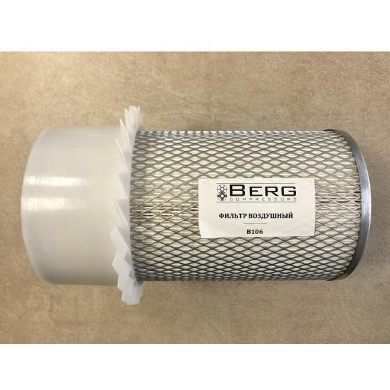Фильтр воздушный Berg B106
