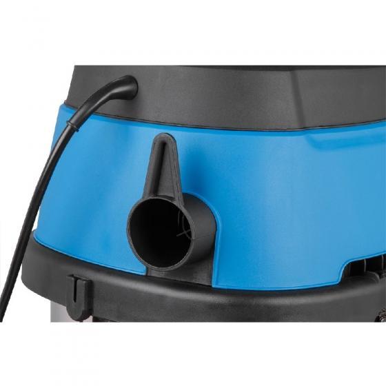Пылесос BULL AS 3001 + аксессуары (1400 Вт, 30 л, класс: L; очистка: мануальная; автовключение, выдув, кабель 6 м, шланг 3 м, 2 фильтра) (15030129)