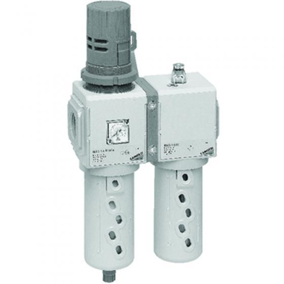 Блок подготовки воздуха Camozzi MX2-3/8-000002 (MX2-3/8-FR1004YL00)