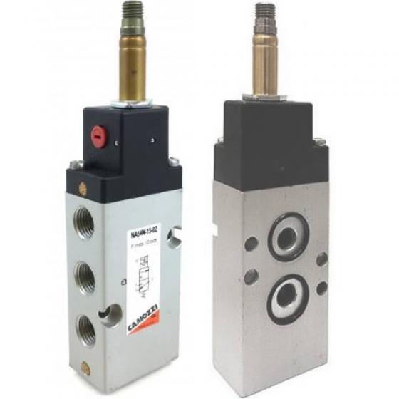 Распределитель электропневматический Camozzi NA54N-15-02