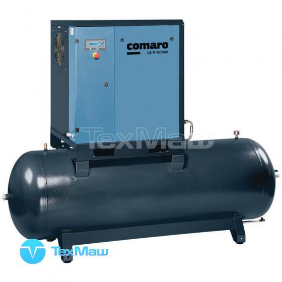 Винтовой компрессор COMARO LB 15 / 500 - 13 бар