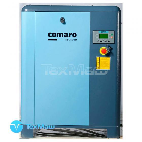 Винтовой компрессор COMARO SB NEW 7,5 - 10 бар