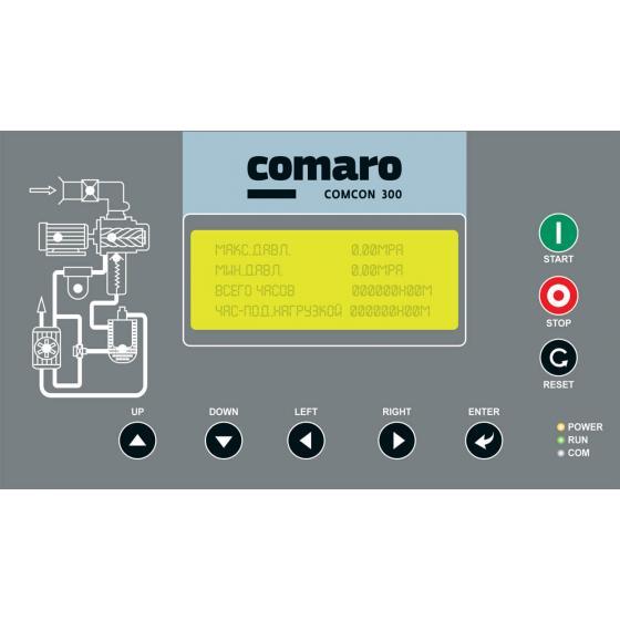 Винтовой компрессор COMARO MD 37 I - 8 бар