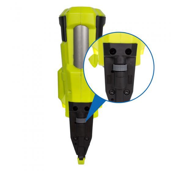 Аккумуляторный степлер-гвоздезабиватель DBAF50/40 с аккумулятором и зарядным устройством
