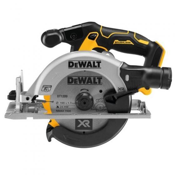 Дисковая аккумуляторная пила DEWALT DCS565N