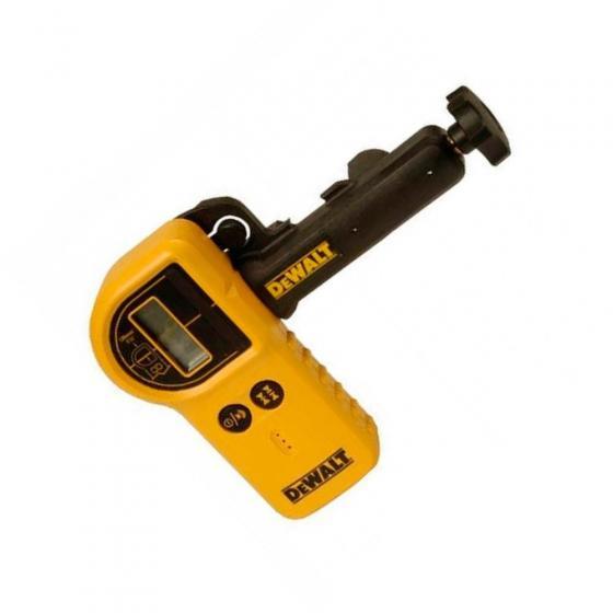 Водонепроницаемый цифровой лазерный детектор с зажимом для лазерных уровней DEWALT DE0772