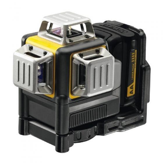 Самовыравнивающийся линейный КРАСНЫЙ лазерный уровень DEWALT DCE089LR