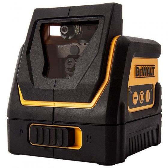 Самовыравнивающийся линейный КРАСНЫЙ лазерный уровень DEWALT DW0811