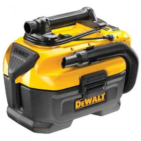 Пылесос аккумуляторно-сетевой DEWALT DCV584L