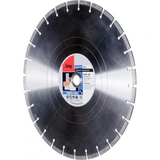 Алмазный отрезной диск Fubag BZ-I D450 мм/ 30-25.4 мм [54424-6]